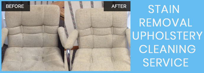 Upholstery Stain Removal Service