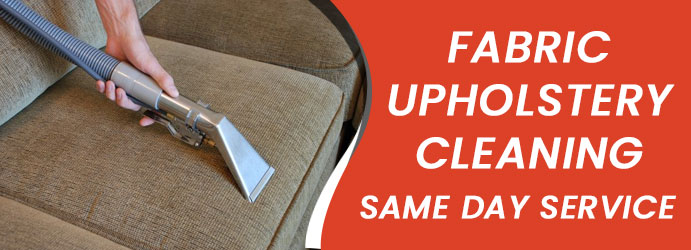 Fabric Upholstery Cleaning  Doreen